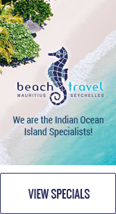 Beach Travel - We are the Indian Ocean Island Specialists